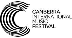 Canberra International Music Festival logo