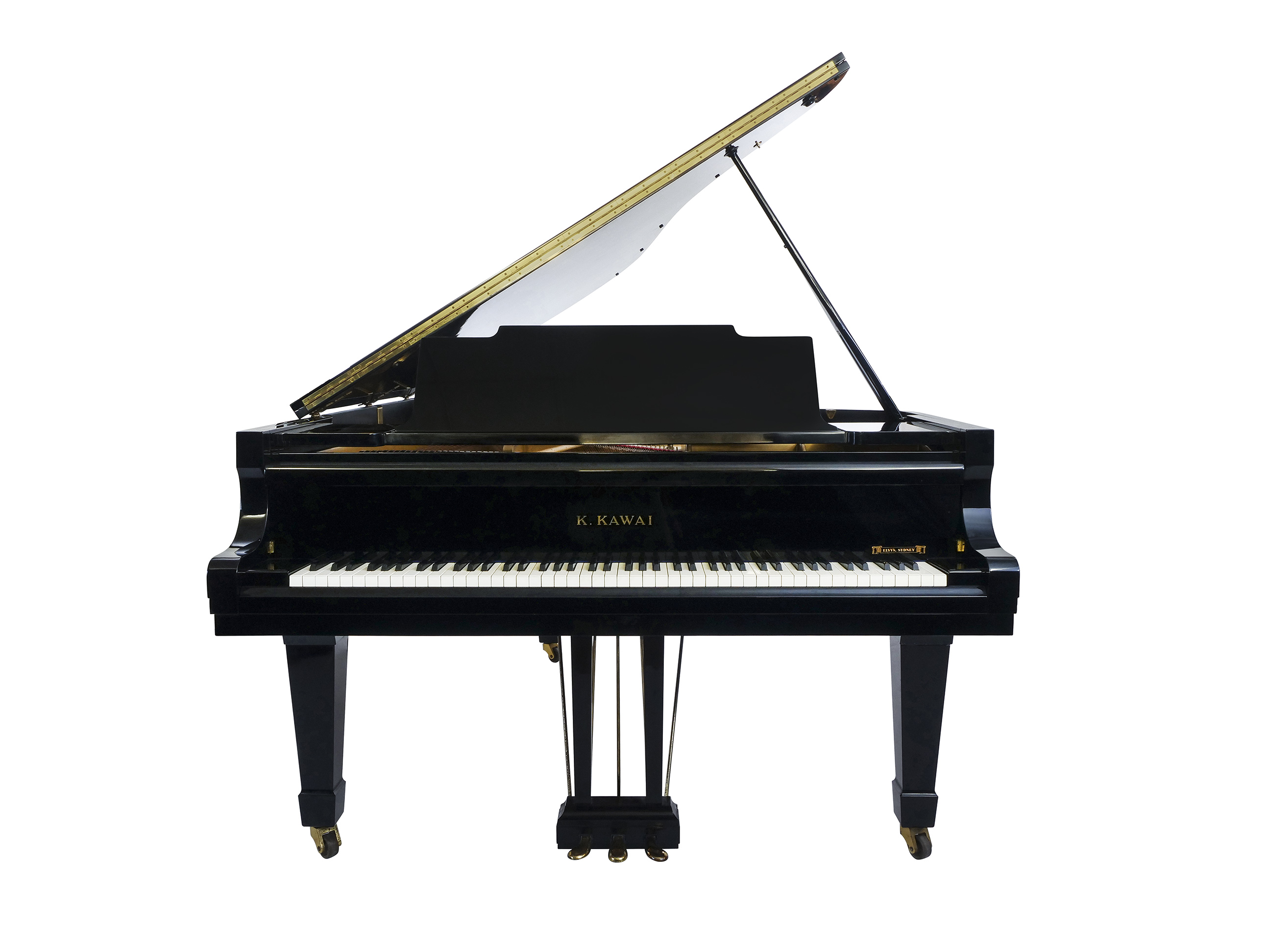 Kawai Kg5 Theme And Variations Piano Services